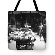 Paris Revictualling Tote Bag