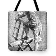 Paris Sawyer, C1740 Tote Bag