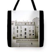 Solitude In Paris Tote Bag