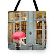 Paris Umbrella Tote Bag