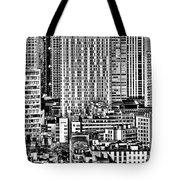Paris Urban Tote Bag