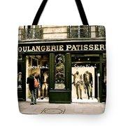 Paris Waiting Tote Bag