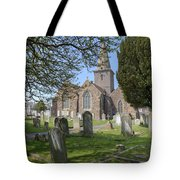 Parish Church St Martin - Jersey Tote Bag