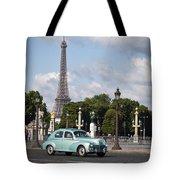 Parisian Charm Tote Bag