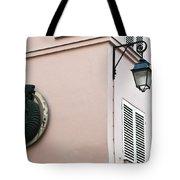 Parisian Corner Tote Bag