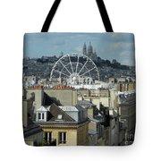 Parisscope Tote Bag