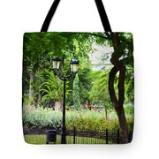 Park And Gardens Tote Bag