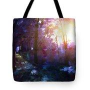 Park Art I Tote Bag