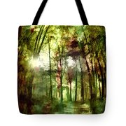 Park Art V Tote Bag