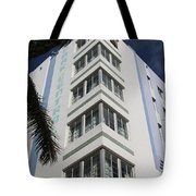 Park Central Building - Miami Tote Bag
