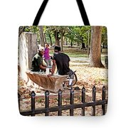 Park Games Tote Bag