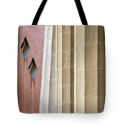 Park Guell Pillars Tote Bag