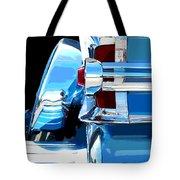 Park Lane Chrome -posterized Tote Bag