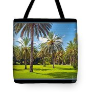 Park Open Area 2 Tote Bag