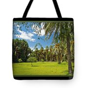 Park Open Area Tote Bag
