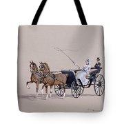Park Phaeton Tote Bag by Ninetta Butterworth