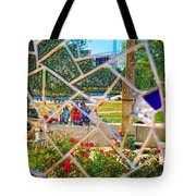 Park Reflections Tote Bag