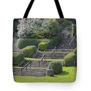 Park Stairs Tote Bag