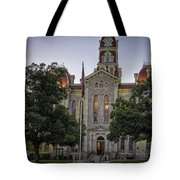 Parker County Courthouse Tote Bag