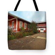 Parker School Theater Tote Bag
