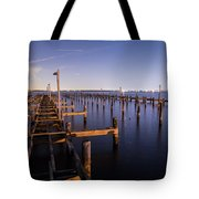 Parking For Miles Tote Bag