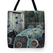 Parking Tote Bag