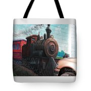 Parking Lot Tote Bag