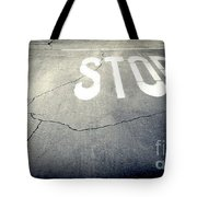Parking Lot No.44 Tote Bag