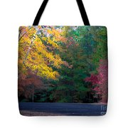 Parking Respit Tote Bag