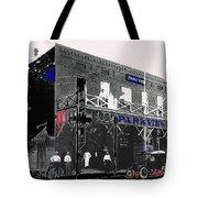 Parkview Hotel Tucson Arizona C. 1908-2011 Tote Bag