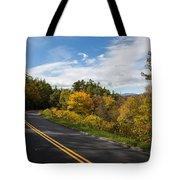 Parkway Milepost 357 Tote Bag