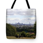 Parliament Hill Fields Tote Bag
