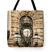 Parliament Lights Tote Bag