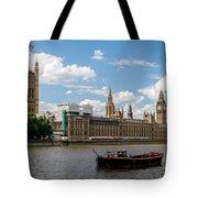 Parliament Tote Bag