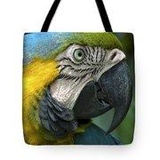 Parrot 9 Tote Bag