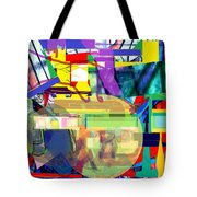 parshat Chukat Tote Bag