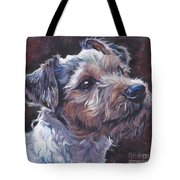 Parson Russell Terrier Tote Bag