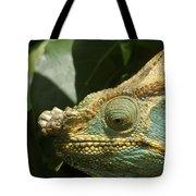 Parsons Chameleon From Madagascar 12 Tote Bag