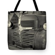 Part Of A Dodge Tote Bag