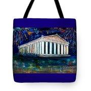 Parthenon - Nashville Tote Bag