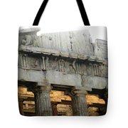 Parthenon 5 Tote Bag