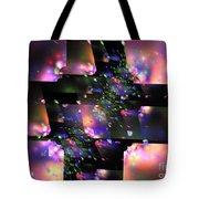 Particle Accelerator Tote Bag