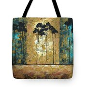 Parting Of Ways By Madart Tote Bag