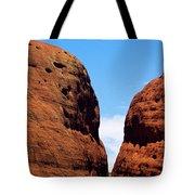 Parting Rock Tote Bag