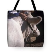 Parting Words Tote Bag