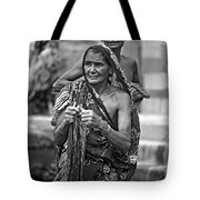 Partners Bw Tote Bag