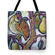 Partridge In A Pear Tree 1 Tote Bag
