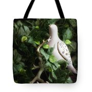 Partridge In The Ivy Tote Bag