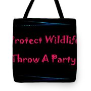 Party 4 Tote Bag