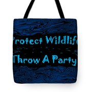 Party 5 Tote Bag by Aimee L Maher Photography and Art Visit ALMGallerydotcom